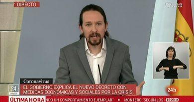 Ahí está Iglesias, dirigiéndonos a una dictadura de izquierdas. Por Ana Castells