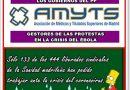 El sindicato de los gestores de las protestas en la crisis del Ébola. Por Rafael Gómez de Marcos