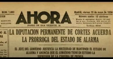 Un momento, vamos a ver… Prorrogar el estado de alarma más de quince días no es constitucional, las caceroladas sí. Por Francisco Gómez Valencia