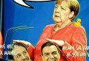 En Europa ya los tienen calados y el polígrafo de la Merkel dice que mienten