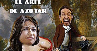 Hoy Pablo Manuel firmará ejemplares de su libro El arte de azotar, en El Corte Inglés de Pozuelo
