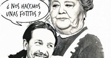 El machito PabLenin es muy de película española de los 70. Por Linda Galmor y Guirong Fu