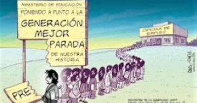 La generación JASP. Por Manuel I. Cabezas González