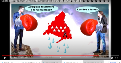 Sánchez, Rufián y la Comunidad de Madrid: Carlos Herrera en La Última Frontera 25/11/2020. Por Rafael Gómez de Marcos