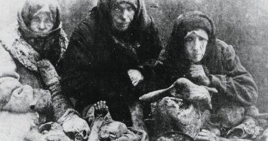 El Holodomor, genocidio ucraniano, un terrible botón de muestra comunista. Por José Crespo