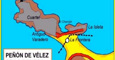 La geografía olvidada: Islas españolas en África (3). El Peñón de Vélez de la Gomera. Por José Crespo