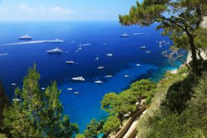 Off season yacht charters