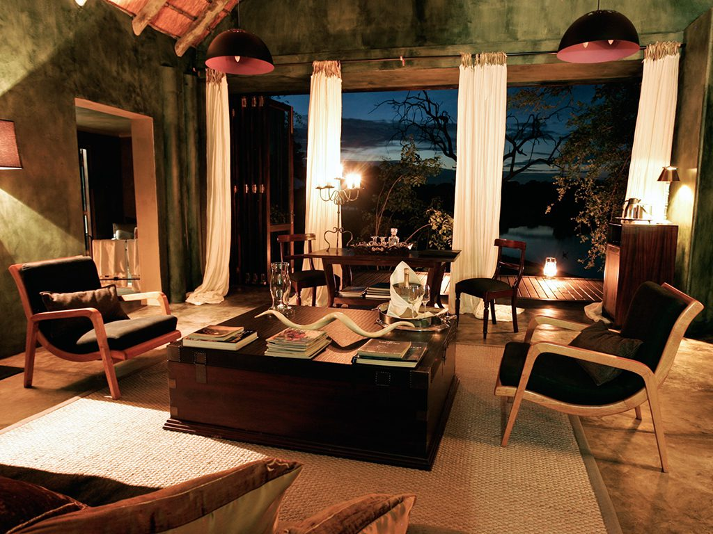 Charlsey suite at Chitwa ChitwaThe Charlsy Suite, exactly what a family on safari needs to relax in.