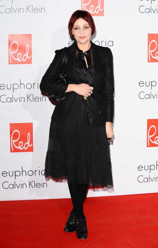 Pearl Lowe at Red's Hot Women Awards 2011