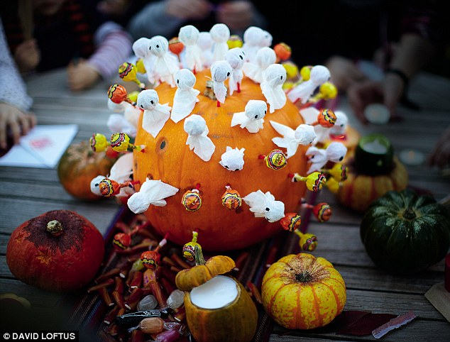 Halloween Treats - Styled by Sam Duffy