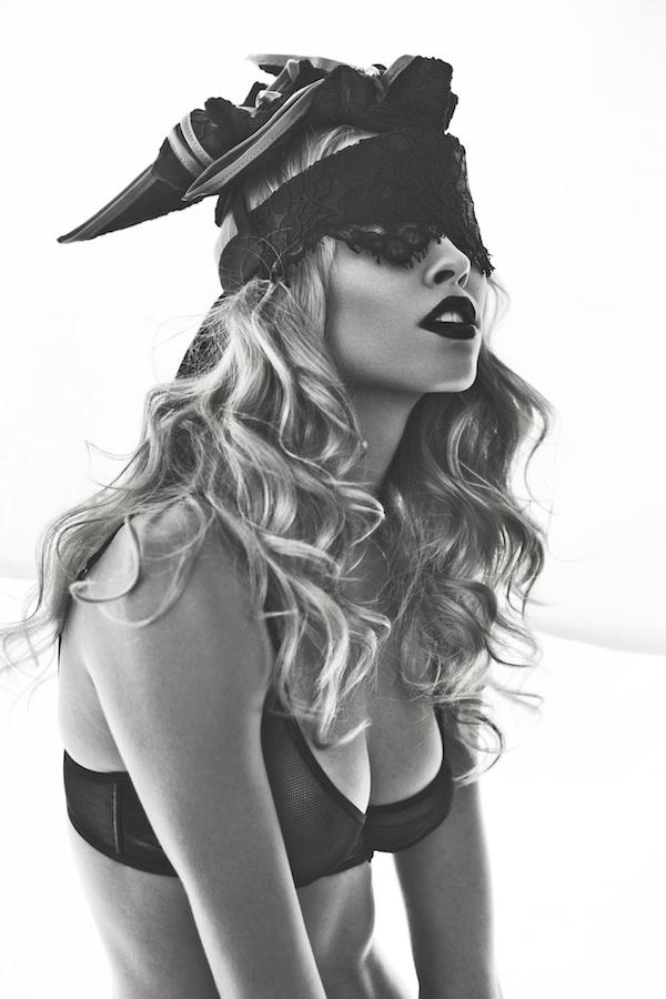 Hair & Make Up Beth Alderson / Photography: Charl Marais