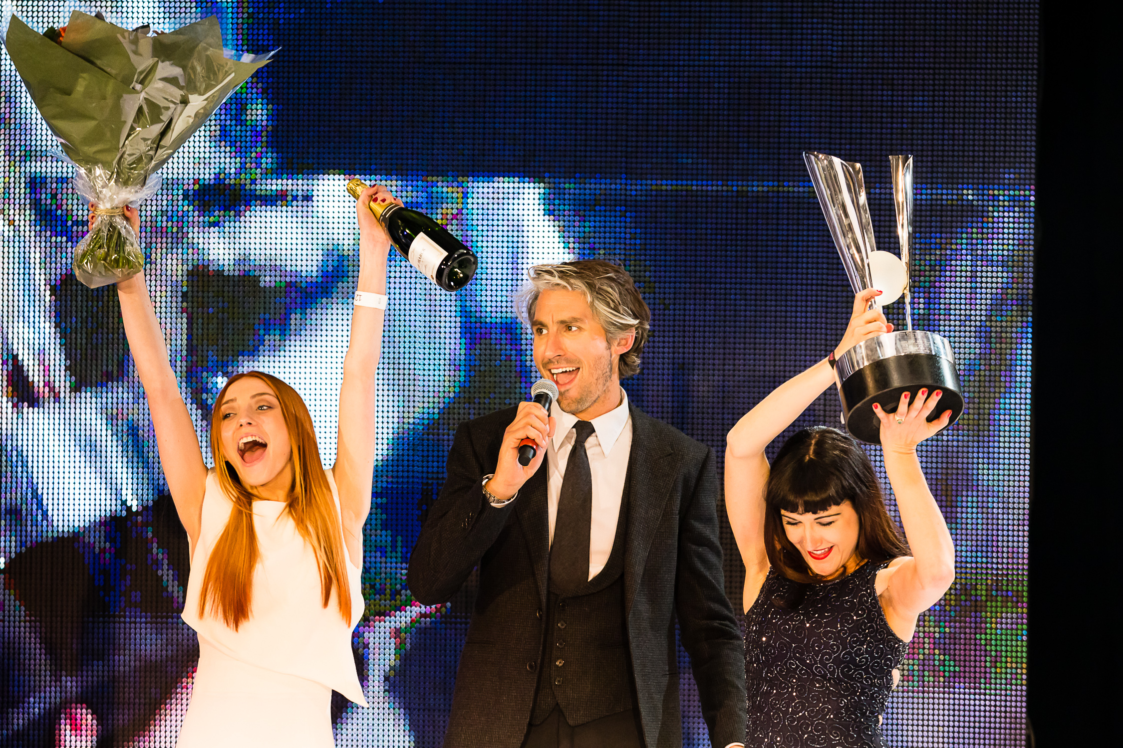 L'Oreal Colour Trophy Grand Final 2013