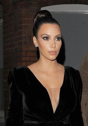 Kim Kardashian - Hair by Craig Marsden