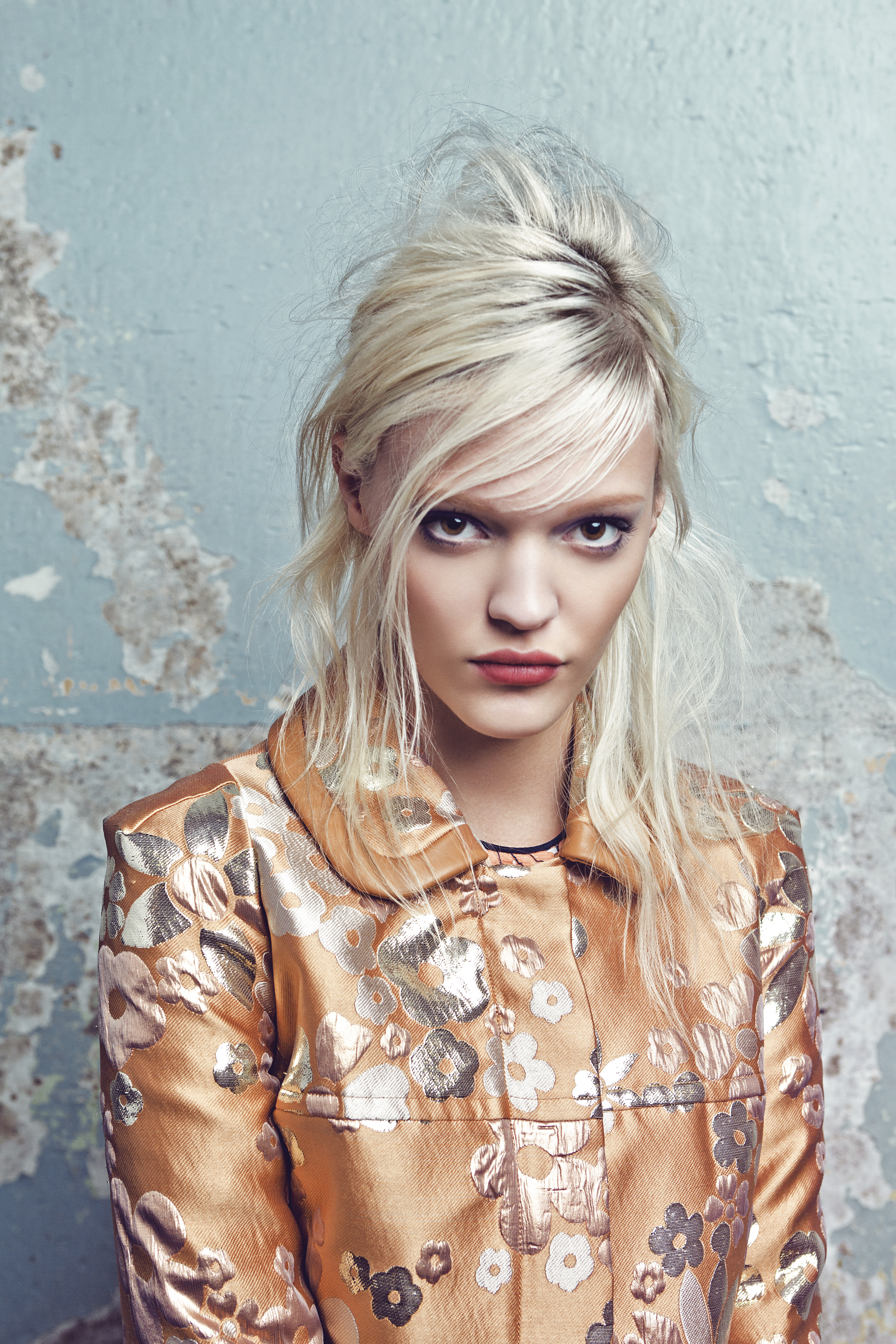 Make-up by Dani Guinsberg
