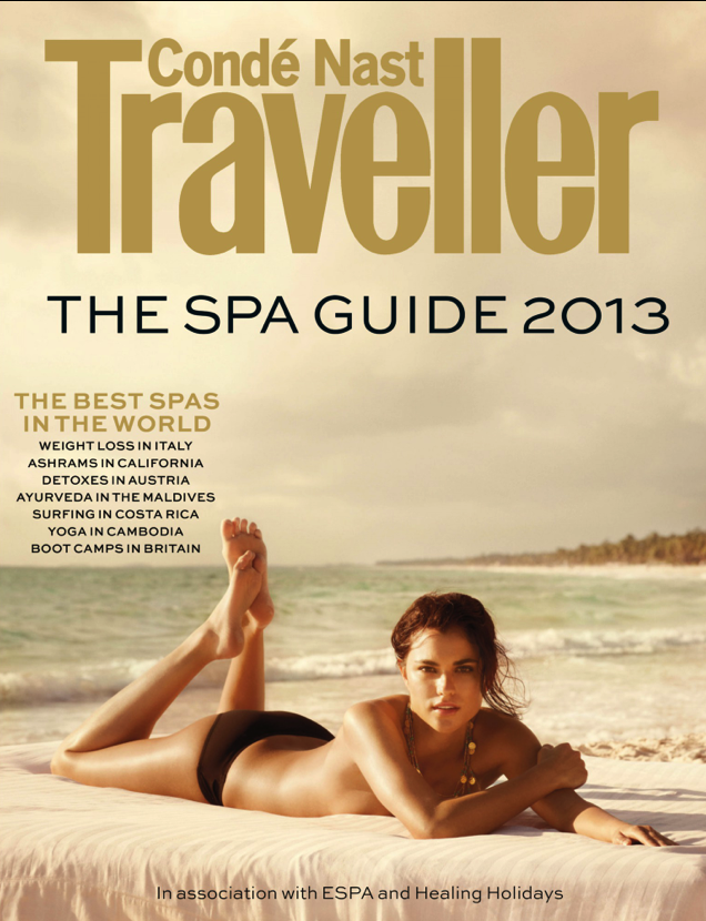 Desmond Grundy for Conde Nast Traveller