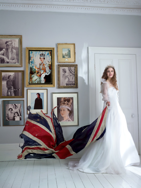Vogue Sposa - Makeup by Lisa Valencia - Photography Luciano Pergreffi