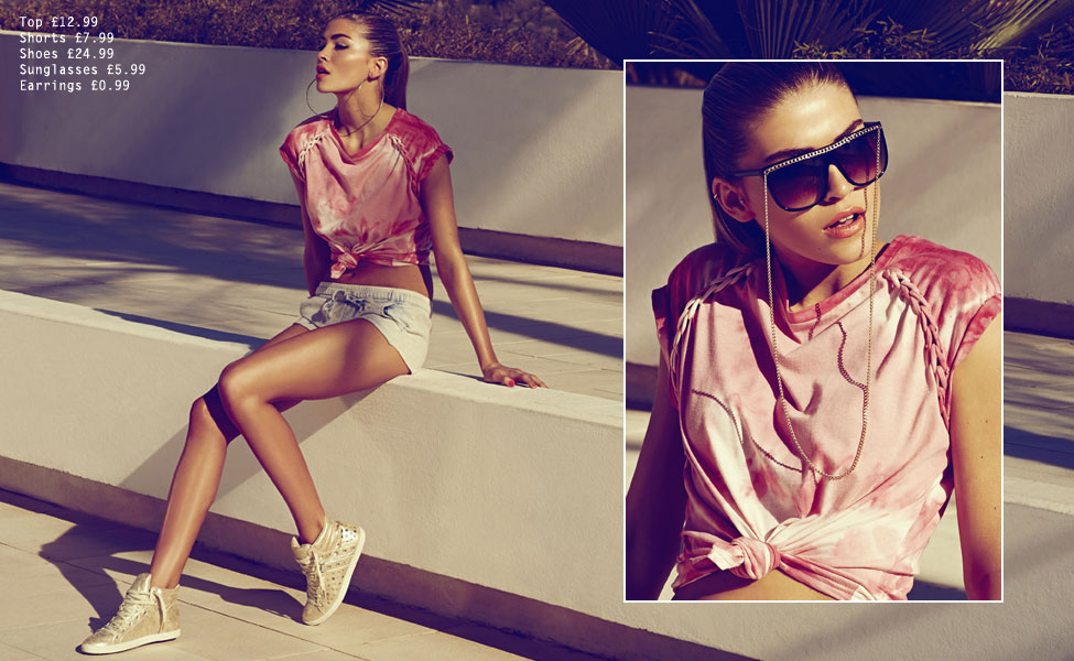 Hair and Makeup by Desmond Grundy for Internacionale