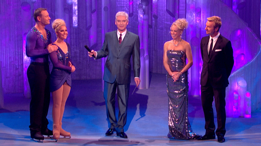 Torvill and Dean - Dancing on Ice 2012