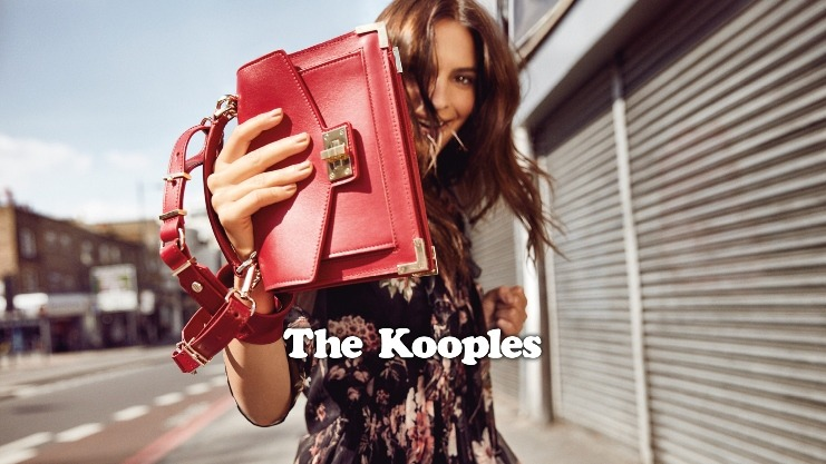 bd881098bf Emily Ratajkowski Collaboration with The Kooples | Carol Hayes Management