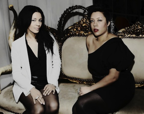 Ange & Vernice Walker