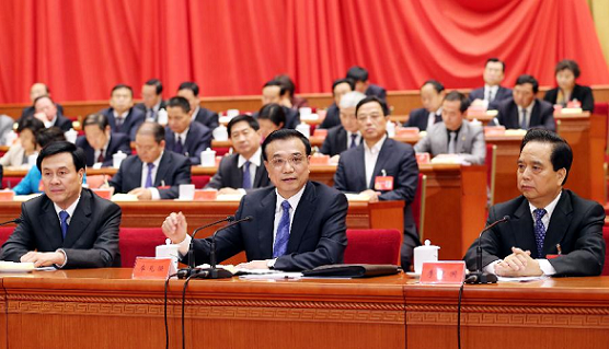 Li Keqiang Nov13