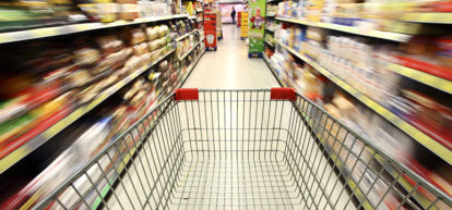 Supermarket-trolley