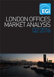 EGi London Offices Market Analysis Front Cover