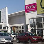 Retail park HOMEPAGE