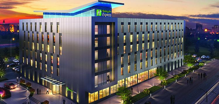 Trafford City Holiday Inn