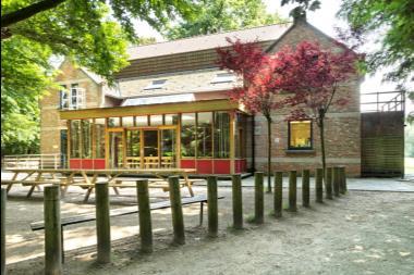 Verloren Bos - Koetshuis