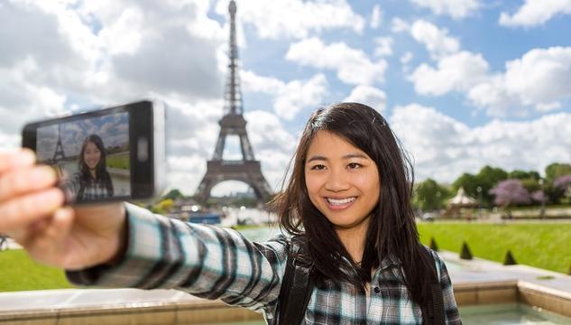 La France est le pays qui accueille le plus d'étudiantes étrangères