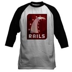 Ruby on Rails Baseball Jersey