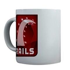 Ruby on Rails Mug