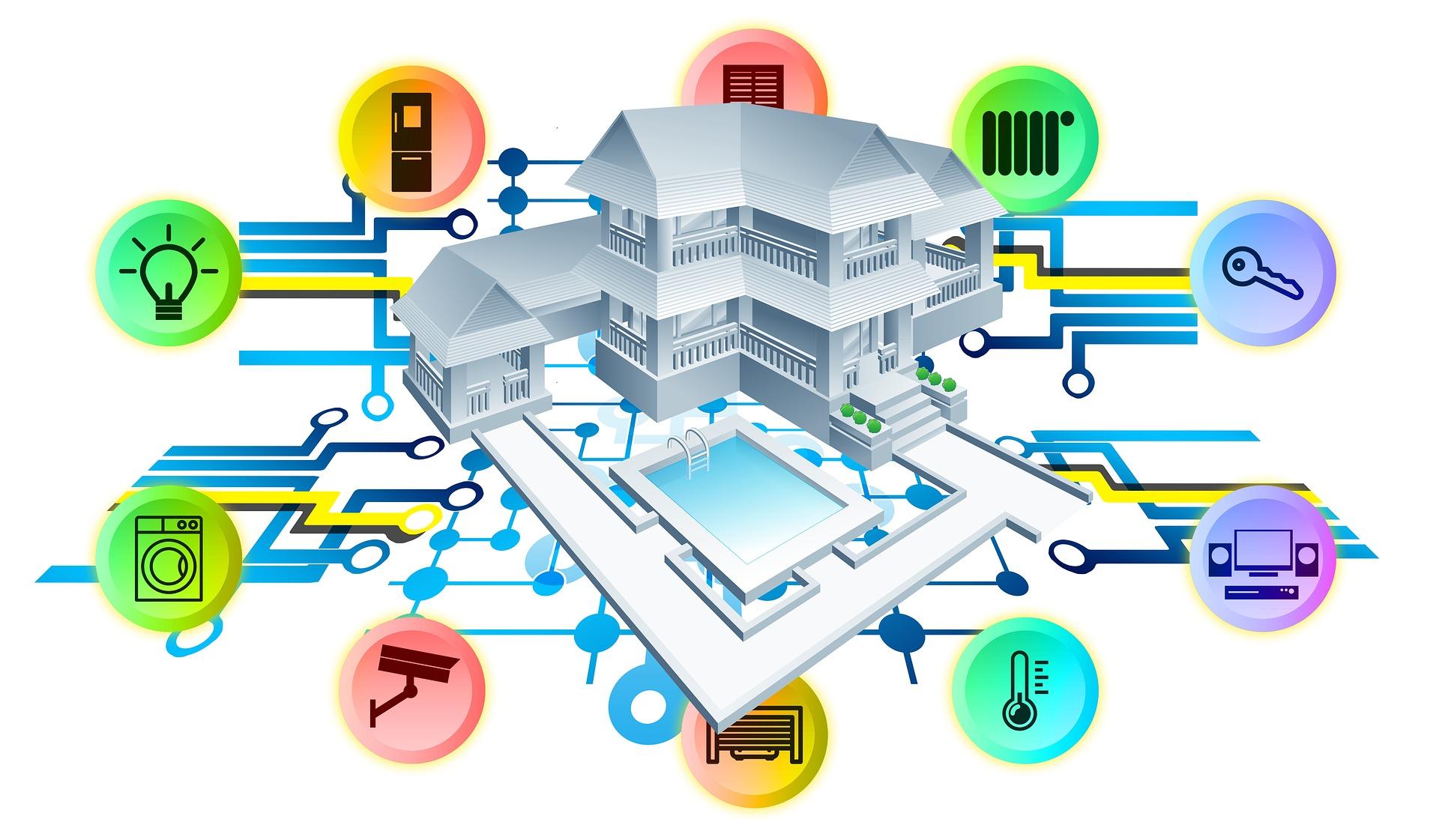 Elektriker, Smart Home Technologie