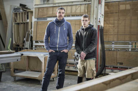 Junge Generation von Handwerksunternehmen, Handwerk 2018