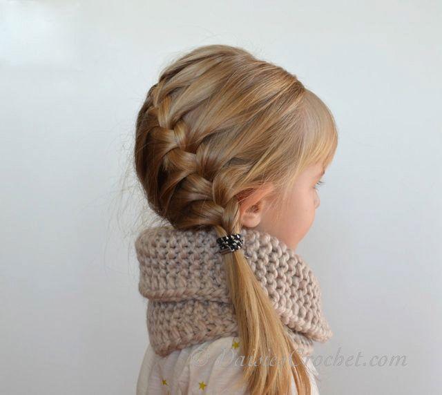 Molto Acconciature per bambine: tantissime idee e foto! MB71