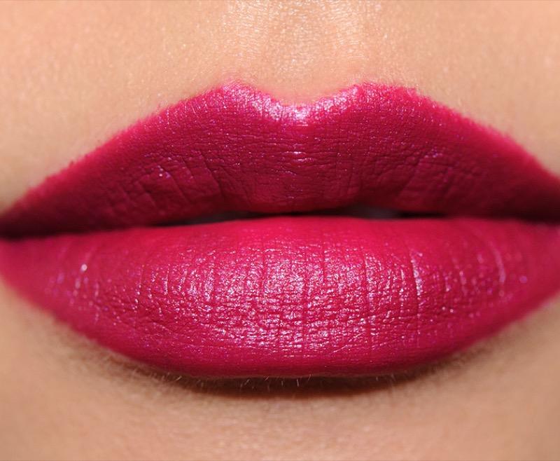 Préférence Rossetto top per more e castane? Il rossetto rosa indiano! MC51