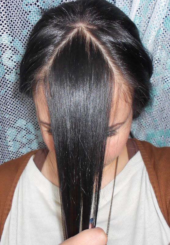 Come tagliare i capelli lunghi da sola
