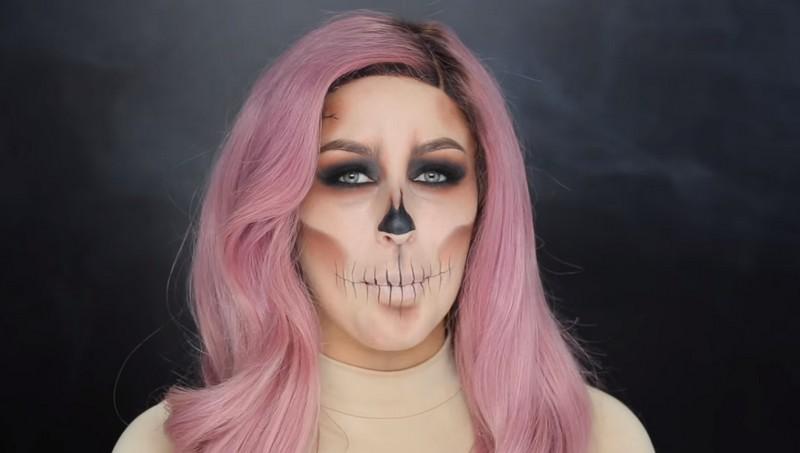 Ben noto 6 migliori make-up halloween facili! BB12