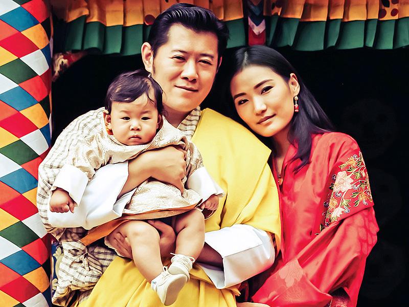 ClioMakeUp-piccoli-principi-royal-baby-dragon-prince-bhutan