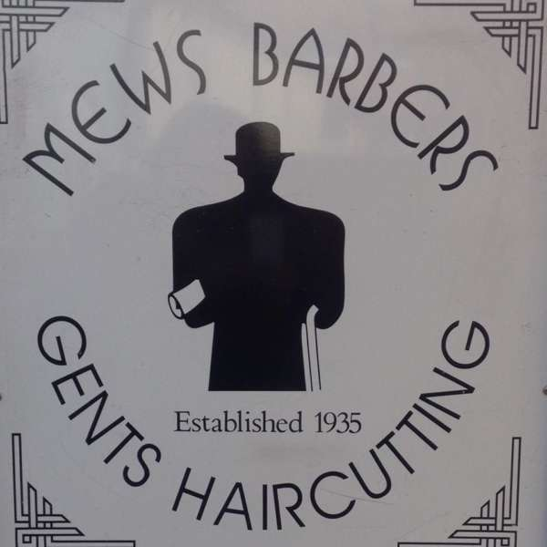 Shop front image of Mews Barbers