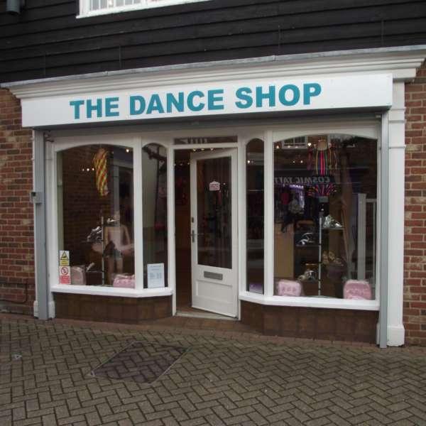 Shop front image of The Dance Shop