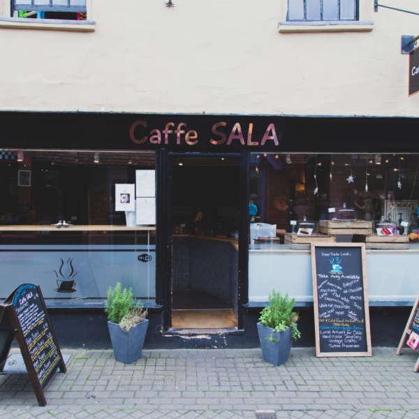 Shop front image of Caffe Sala
