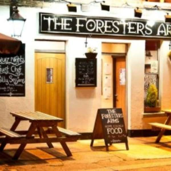 Shop front image of  The Foresters Arms