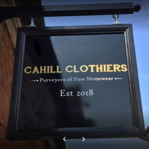 Cahill Clothiers