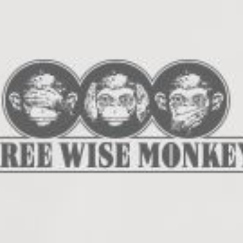 Three Wise Monkeys logo