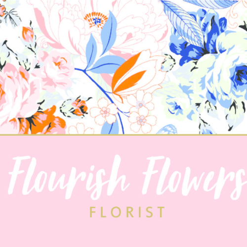 Flourish Flowers logo