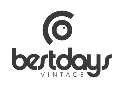Best Days Vintage logo