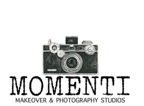 Momenti Studios logo