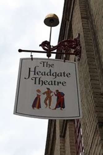 Headgate Theatre logo